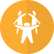 Icon for the Capacity Building hub