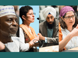 Religion & Sustainable Development: Building Partnerships to End Extreme Poverty