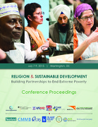 Religion & Sustainable Development Conference Proceedings