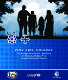 Peace, Love, Tolerance
