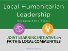 Local Humanitarian Leadership and Faith Presentation Slides