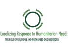 Engaging Local Faith Actors in Humanitarian Response – ICVA