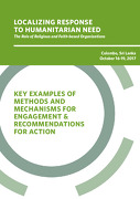 Localizing Response to Humanitarian Need Conference Summary