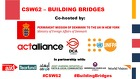 Building Bridges- CSW 62