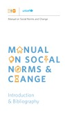 Manual on Social Norms and Change UNFPA- UNICEF