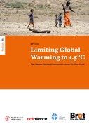 Study-Limiting Global Warming to 1.5°C-The Climate Risks and Irreversible Losses We Must Avoid