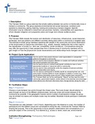 Climate Resilience Participatory Learning & Action Tools
