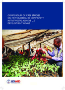 COMPENDIUM OF CASE STUDIES ON FAITH-BASED AND COMMUNITY INITIATIVES TO ACHIEVE U.S. DEVELOPMENT GOALS