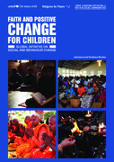 Faith and Positive Change for Children – Global Initiative on Social and Behaviour Change – Literature and Evidence Review