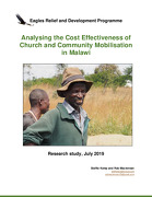 Analyzing the Cost Effectiveness of Church and Community Mobilisation in Malawi