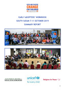 South Sudan WorkRock Summary Report