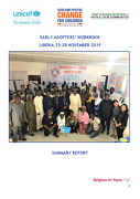 Liberia WorkRock Summary Report