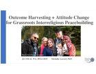 JLI MEAL Hub: Outcome Harvesting & Attitude Change for Grassroots Interreligious Peace building