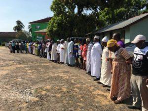 Powerwalk Liberia