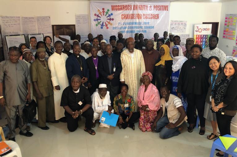 Liberia Group Photo