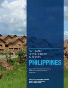 Faith and Development in Focus: Philippines