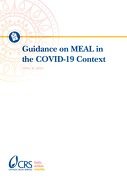 Guidance on MEAL in the COVID-19 Context