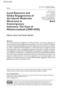 Local Dynamics and Global Engagements of the Islamic Modernist Movement in Contemporary Indonesia: The Case of Muhammadiyah (2000-2020)