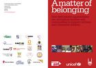 A matter of belonging: How faith-based organisations can strengthen families and communities to support orphans and vulnerable children