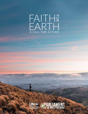 Faith For Earth – A Call for Action